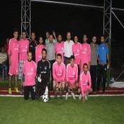 فريق عائلة الفرا يصعد لدور المجموعات في البطولة الرمضانية
