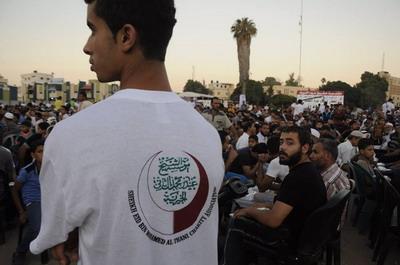 خان يونس- حفل إفطار قطاع غزة الكبير