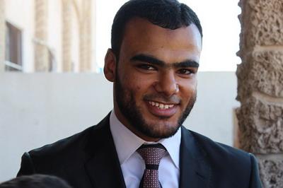عقد قران الأستاذ : عمرو عبدالناصر رفيق الفرا