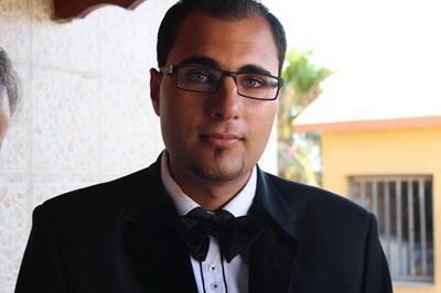 حفل زفاف وعقد قرآن المحامي :أ. أحمد فضل الفرا