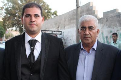 حفل زفاف الأستاذ : جهاد أحمد يحيى الفرا