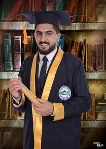 تخرج  د. عبدالحافظ عبدالله عبدالحافظ الفرا