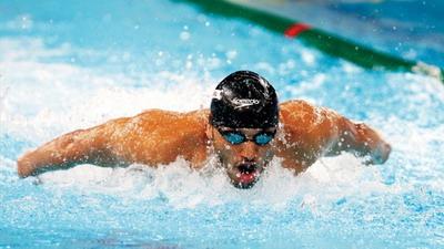 """الاتحاد العام للرياضة العسكرية ينظم بطولة """"فلسطين"""" للسباحة الحرة غزة"""