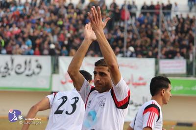 صورة: نادي سعودي يعلن عن ضم محمد بركات لاعب شباب خان يونس