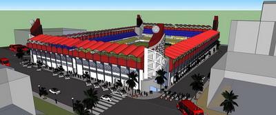"""""""الشباب والرياضة"""" تعلن عن افتتاح استاد فلسطين في نوفمبر المقبل"""