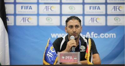 أبوميالة: المشاكل البدنية تسببت بالخسارة الكبيرة أمام أوزباكستان