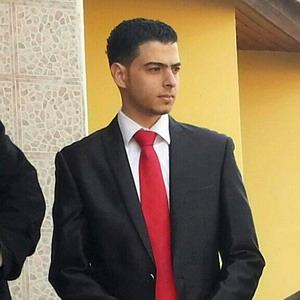 ميلآد : أيمن خالد أيمن خالد الفرا