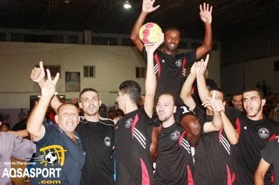 دوري كرة اليد ... الصلاح يؤكد سطوته على النصيرات بإنتصار جديد