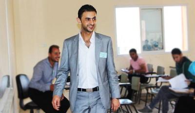 الفرا نائبـاً للشؤون الأكاديمة بالكلية العربية الجامعية