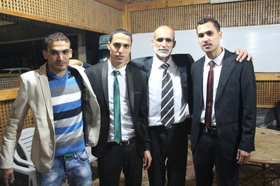 حفل زفاف الأستاذ : عدنان عبدالجابر الفرا