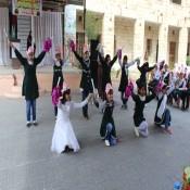 مدرسة حيفا الأساسية تحتفي بطلابهآ الأوائل