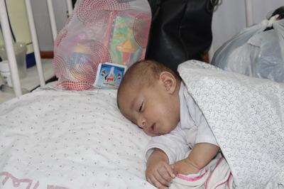 لجنة الأنشطه تدخل الفرحة على الأطفال المرضى بحلول شهر رمضان المبارك
