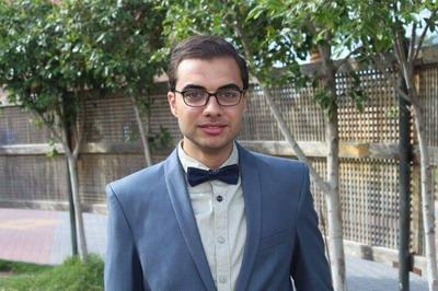 حصول أ . علاء عبد الخالق الفرا على درجة البكالوريوس تخصص حقوق