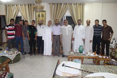 لجنة الأنشطة تعود د.هاشم الفرا