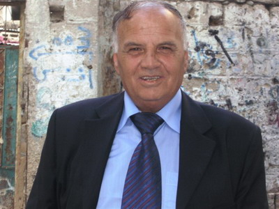 """وفد من لجنة أنشطة العائلة في زيآرة للحاج غسان الفرا """"أبوتــآمر"""""""