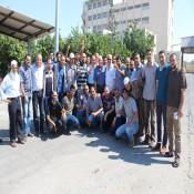 مبارك شركة المطاحن الفراوية الفلسطينية