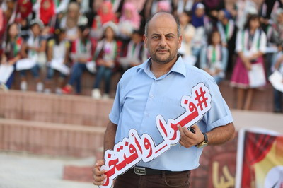 حفل تكريم المتفوقين والخريجيين لعام 2016 _ عدسة جمعة عبدالحكيم الفرا