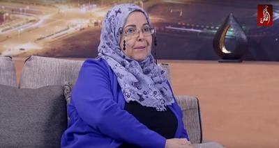لقاء للدكتورة سامية الفرا على قناة الظفرة