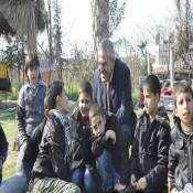 حملة على وسائل التواصل الإجتماعي دعما ل د.أسامة الفرا