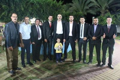 حفل زفاف الأستاذ / صـــآبر محمد اكريم  الفرا