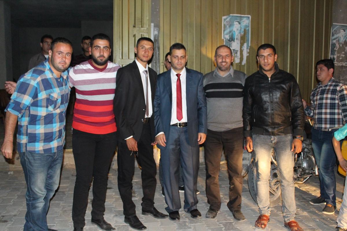 حفل زفاف صاحبة الصون والعفاف الأستاذة /  ريم محمود خالد الفرا
