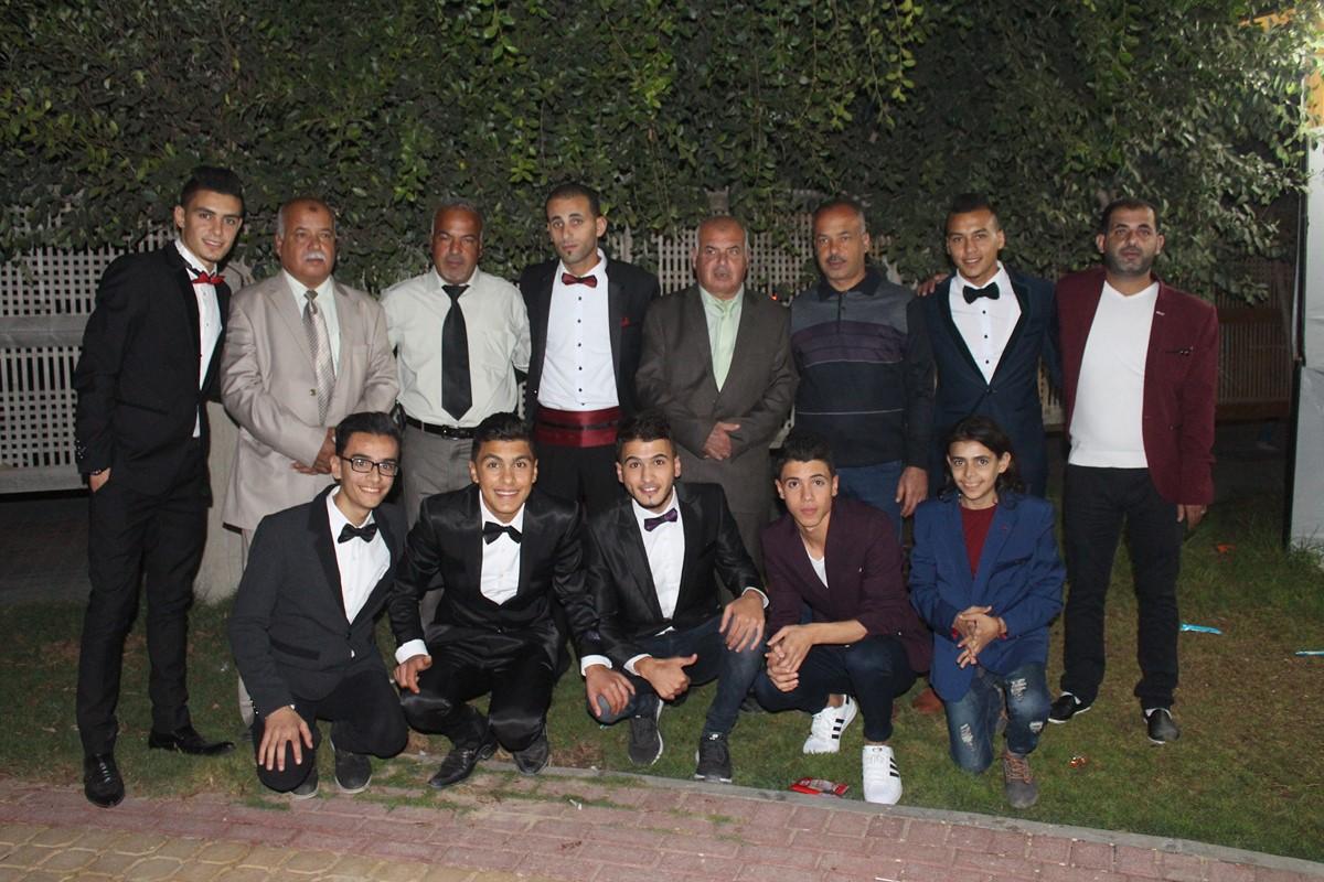 حفل زفاف الأخ / أمين عبدالله عطية الفرا