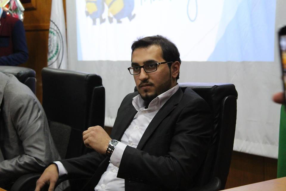 تهنئة بالتخرج للمهندس : إسماعيل أحمد محمد الفرا