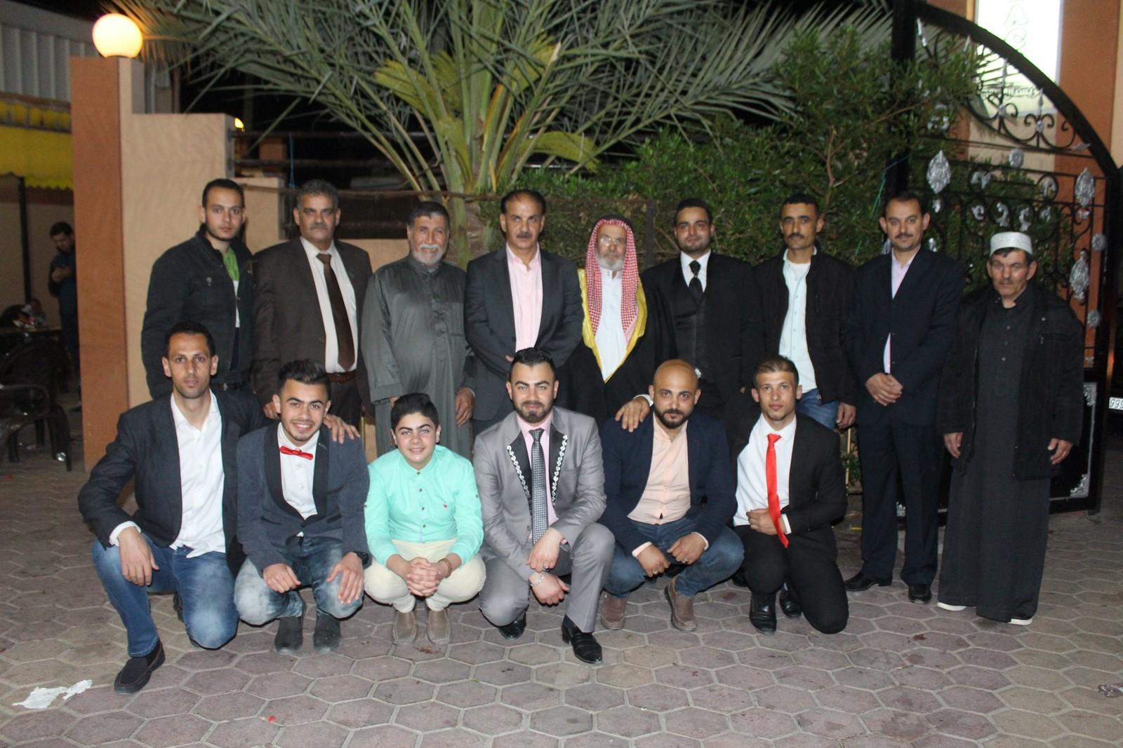 حفل زفاف أ.محمد حموده الفرا