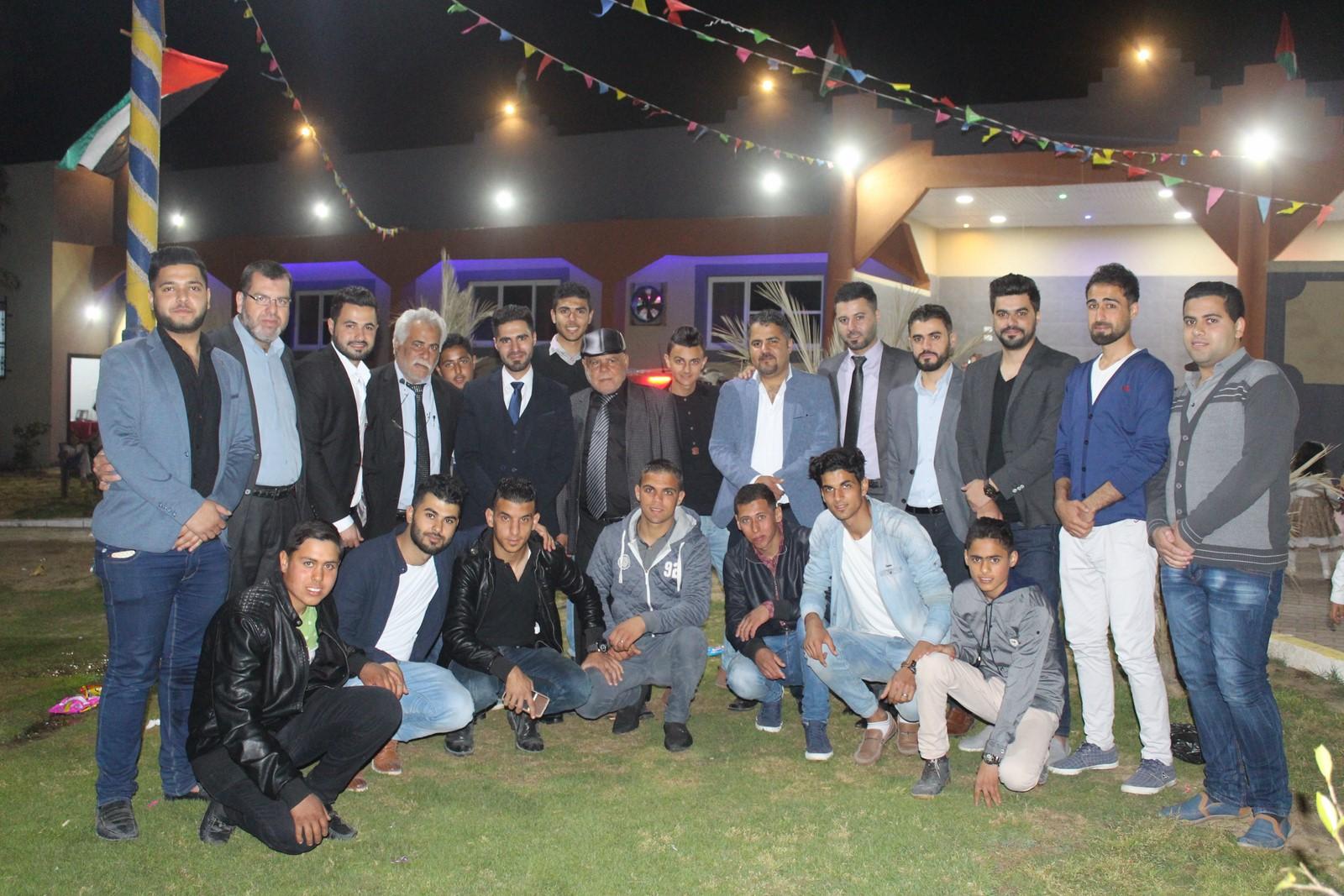 حفل زفاف أ.إبراهيم زياد سليمان الفرا