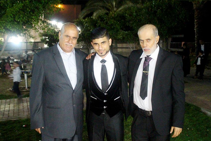 حفل زفاف الأستاذ / علاء عطية عبدالهادي الفرا