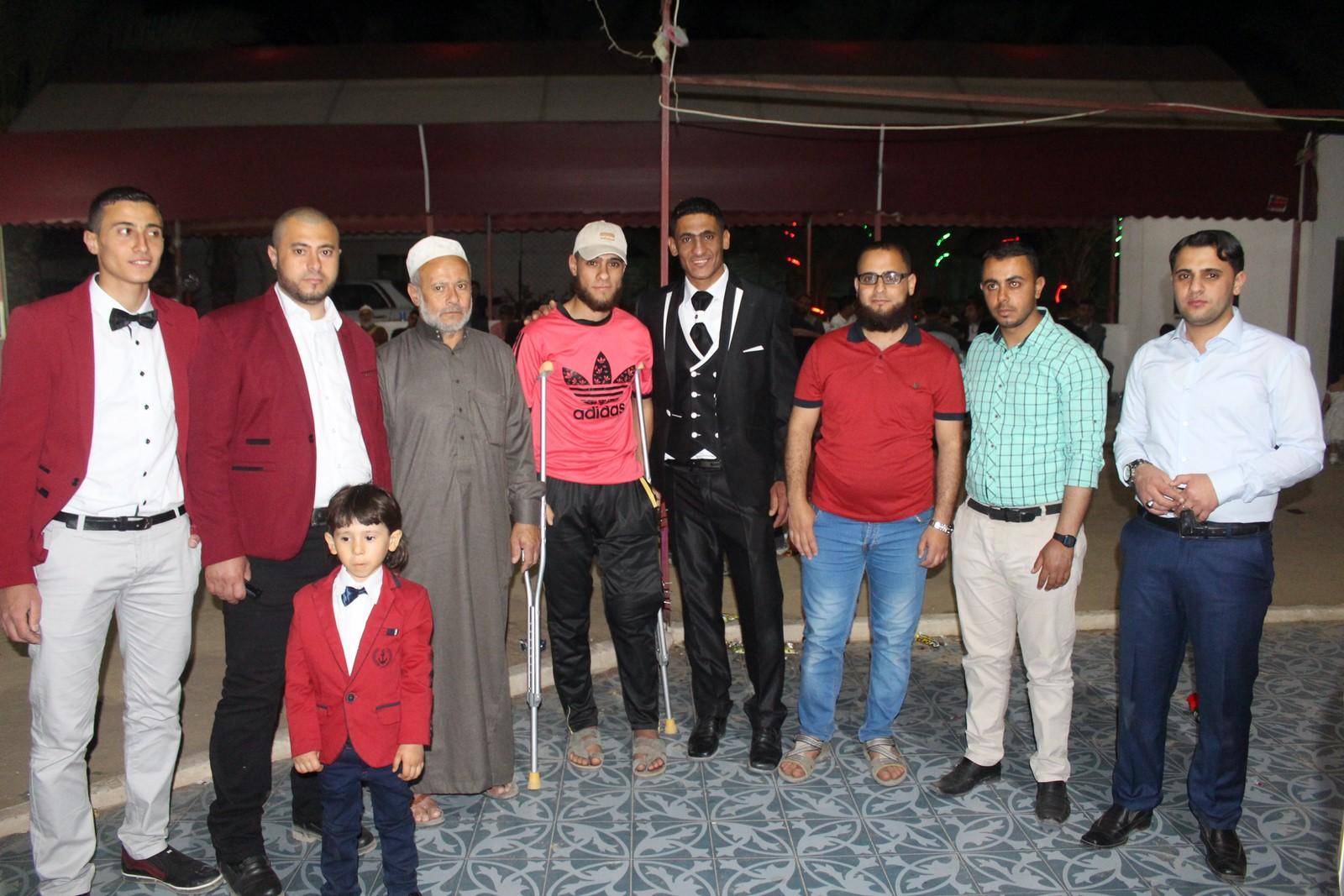 حفل زفاف الأخ / محمد سليم جلال الفرا