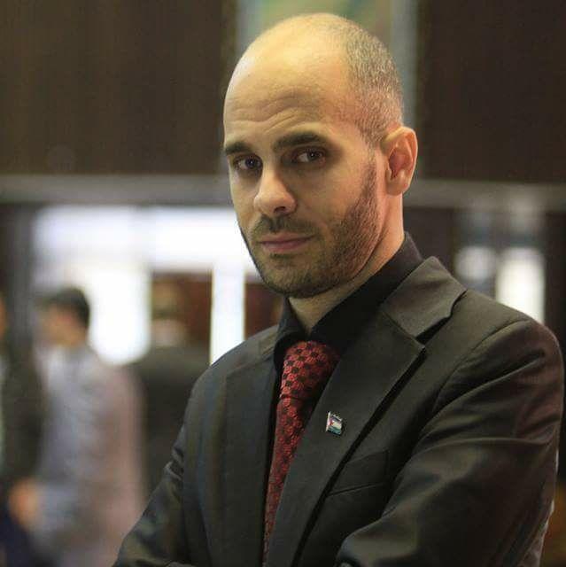ترقيته أ.محمود راغب الفرا إلى مسؤول العلاقات العامه بوزارة الاعلام - المكتب الاعلامي الحكومي