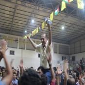 """وحدة الشيخ ناصر """" الفرا """" بطلاً لبطولة القدس لنا"""