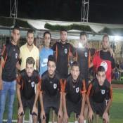فريق التحرير ( الفرا ) بطل بطولة ملعب حديقة الامراء الرمضانية