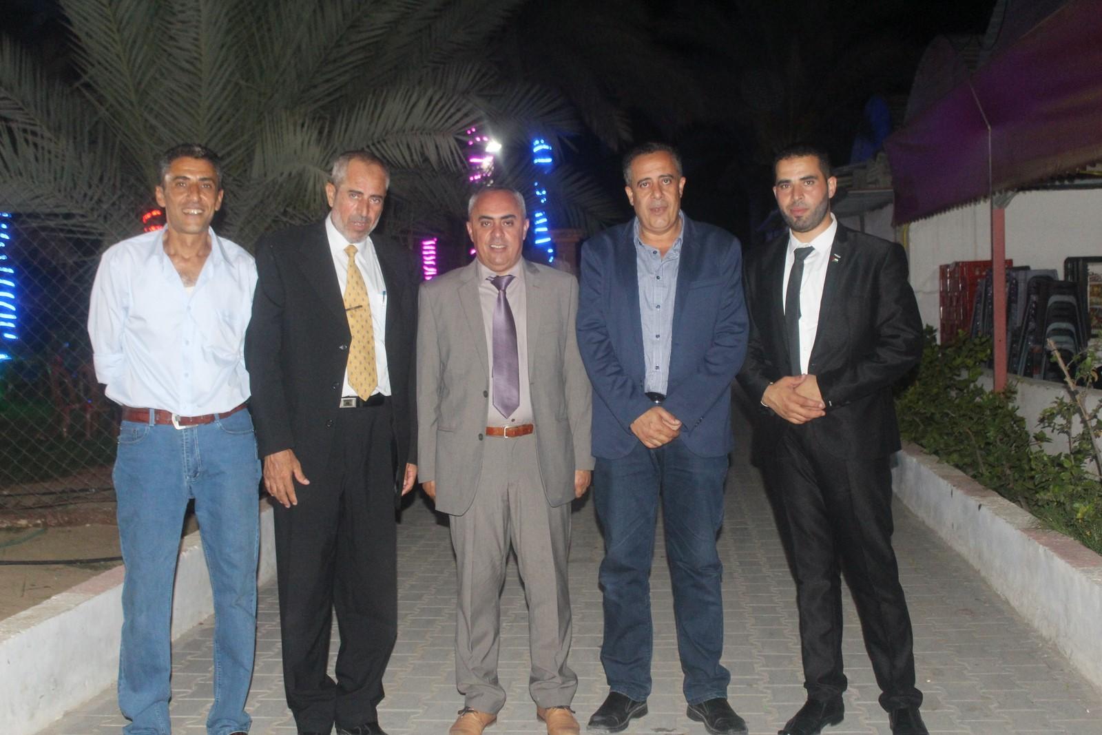 حفل زفاف أ. هشام صلاح الفرا