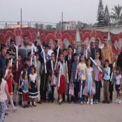 الفرا يزين مهرجان التفوق لمتفوقي مدرسة العثيمين الخاصه