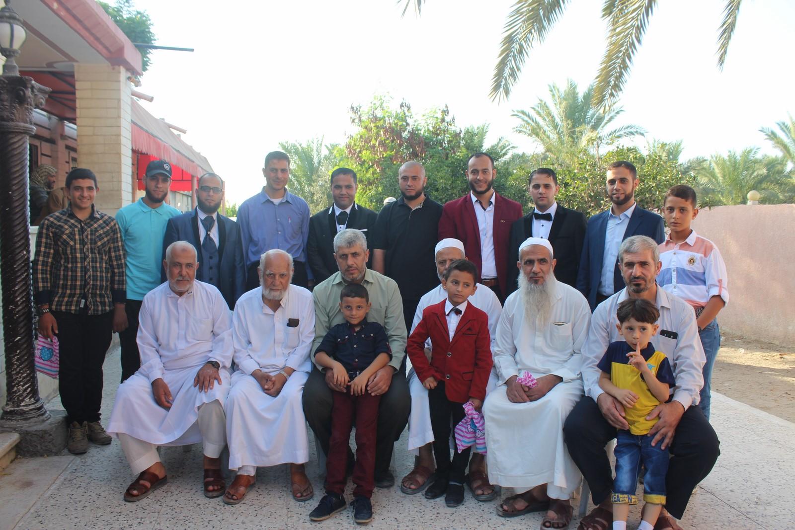 حفل اشهار وحفل زفاف الأستاذ : مراد طلعت حامد الفرا