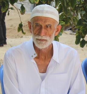 """الحاج : محمد سليمان الفرا """" ابونضال """" البيكو"""