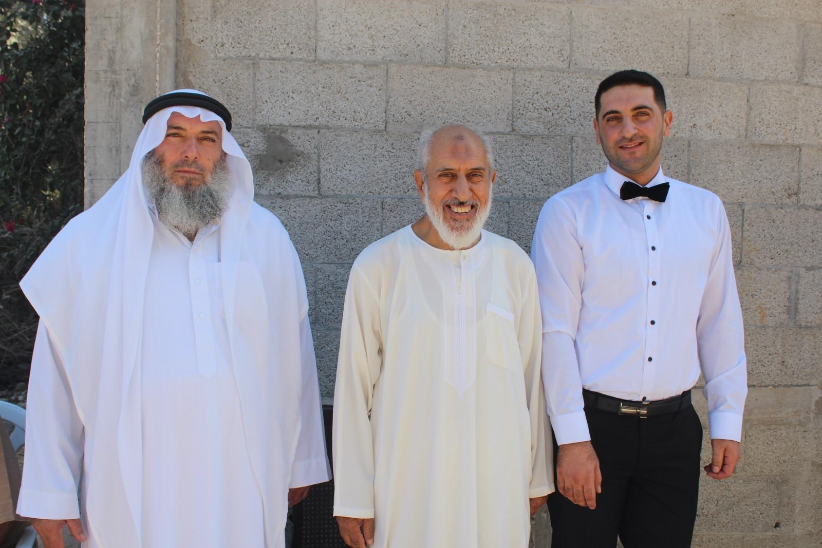 بالصور حفل غداء العريس : درويش حيدر درويش الفرا