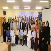 الفرا يزين المؤتمر العلمي الدولي لبلدية خان يونس