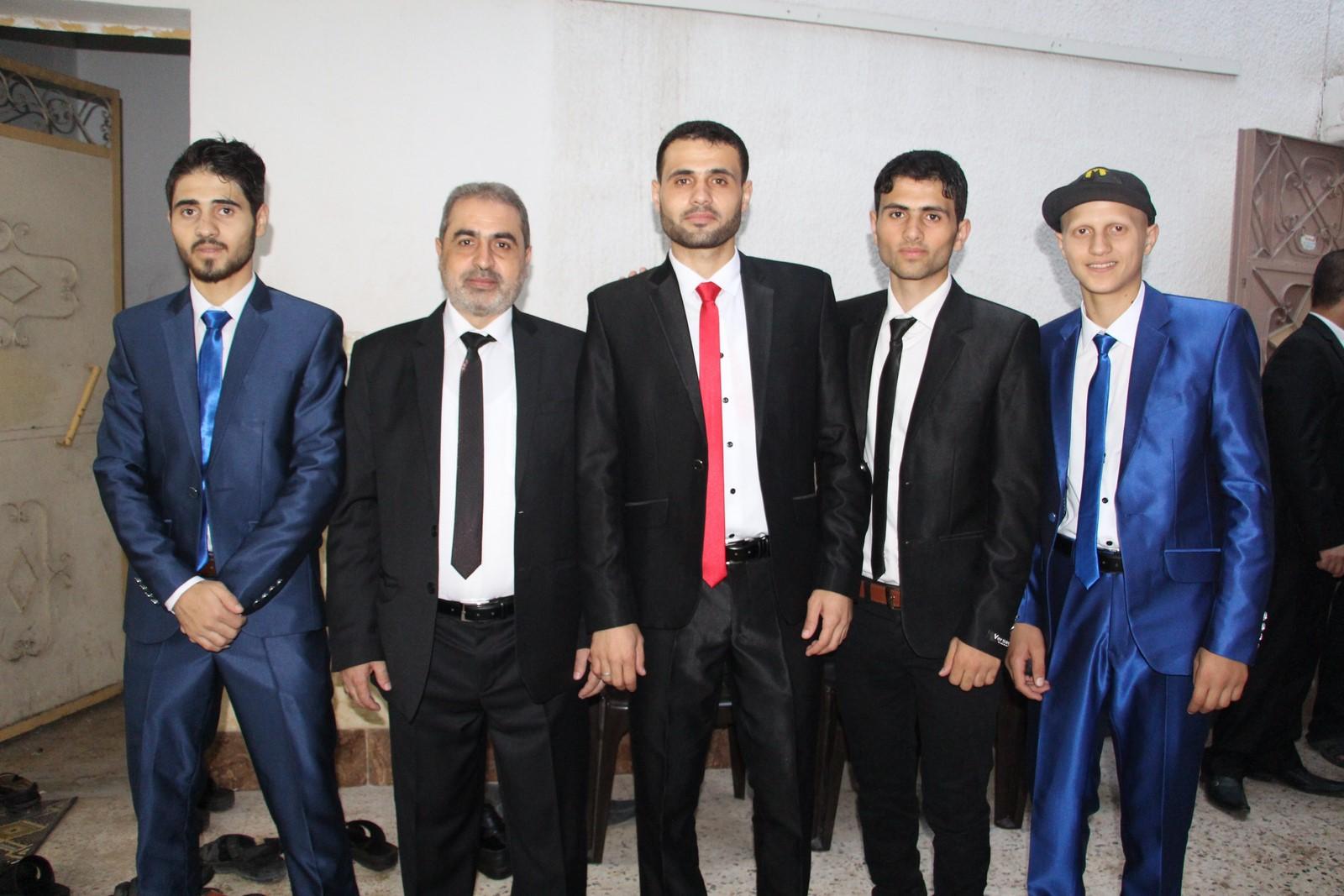 حفل زفاف أ.بكر جهاد قاسم الفرا