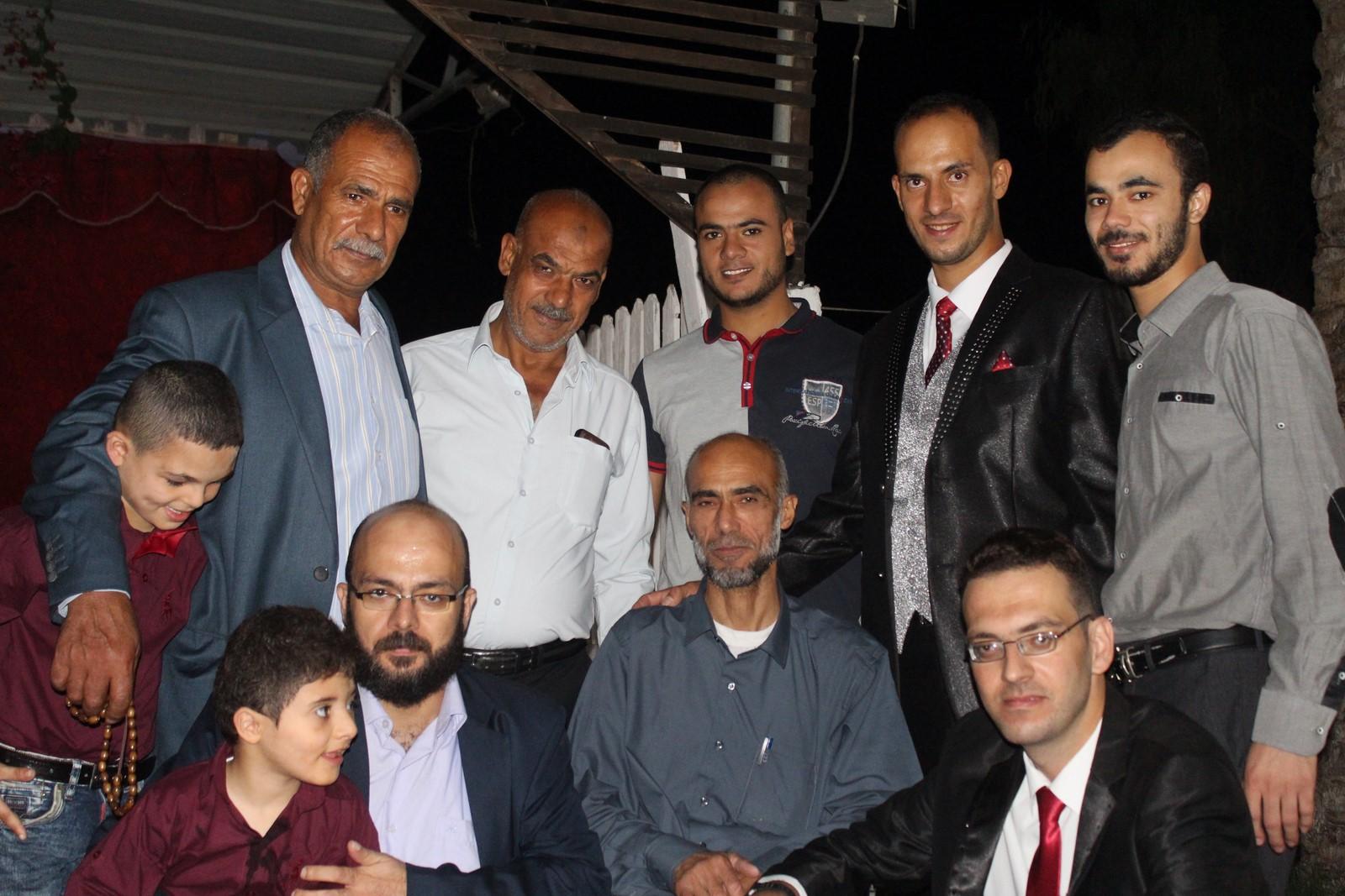 حفل زفاف أ.صبري حسن فضل الفرا