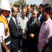 عناية وزير الحكم المحلي د. حسين الأعرج في زيارة نوعية لشركة الفرا إخوان للهندسة والمقاولات