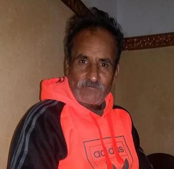 اجراء عملية للسيد / عبدالحق سعيد الفرا