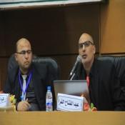 الفرا مشاركًا في إنجاح اليوم العلمي حول مرض السرطان