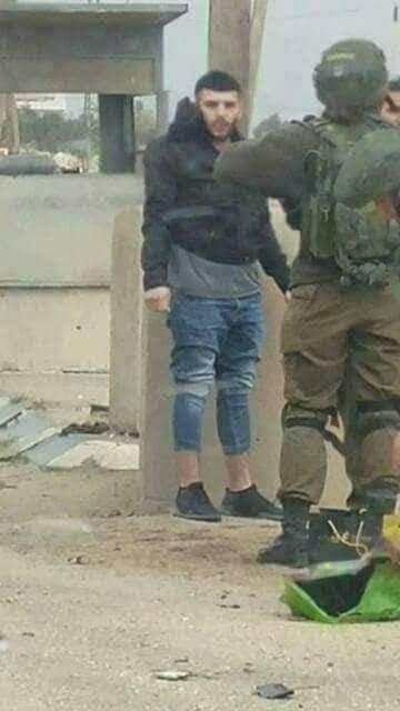 جيش الاحتلال يعتقل الشاب سامر شحدة الفرا بالضفة المحتلة