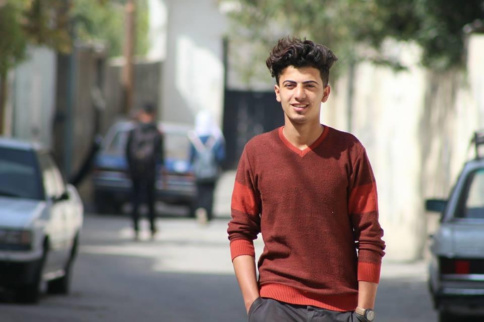 الشاب / شادي عبدالرؤوف الفرا يغادر القطاع لاجراء عملية جراحية في الداخل المحتل