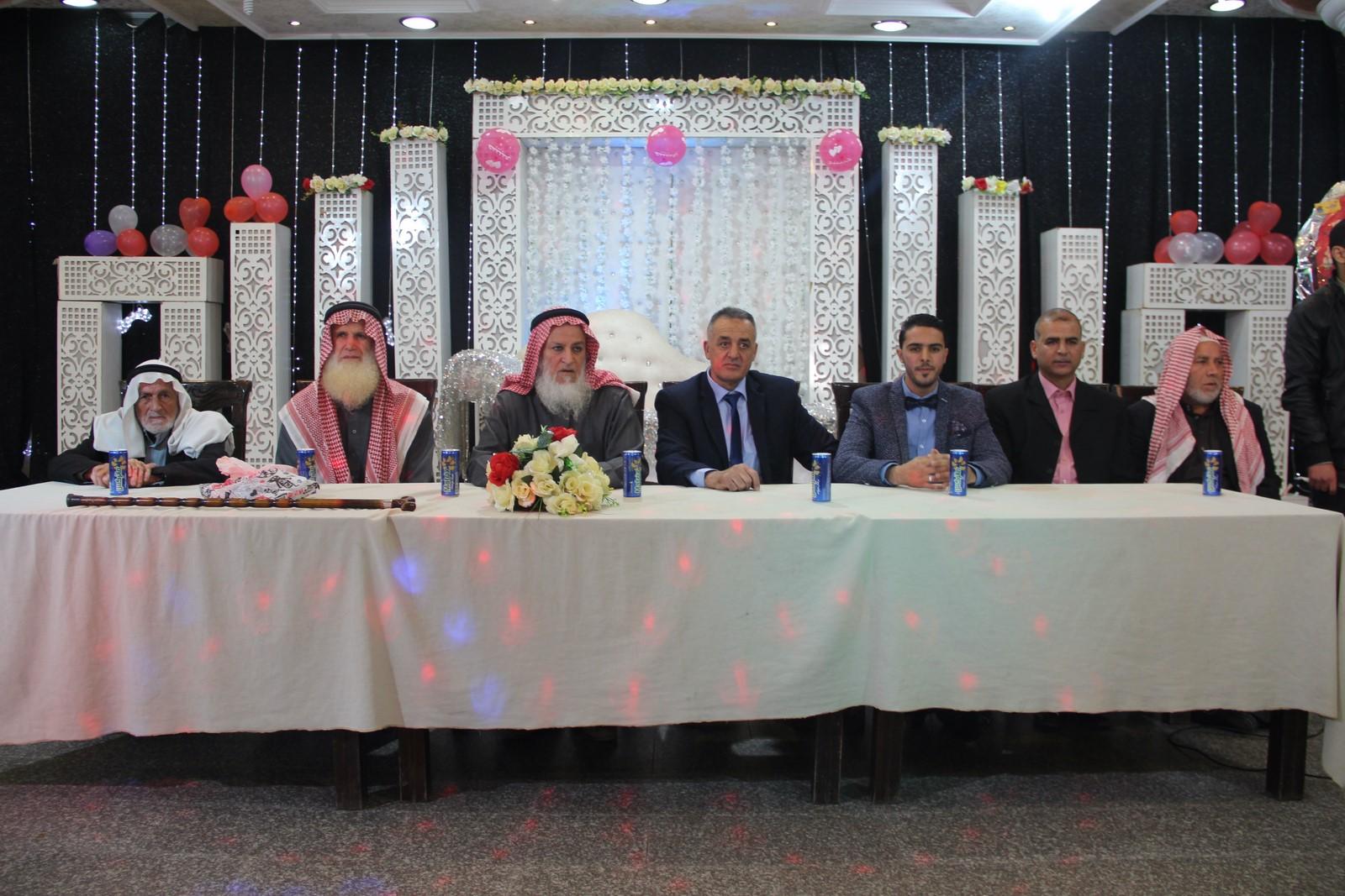 عقد قران أ.محمد جهاد أحمد الفرا
