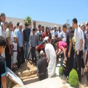 وفاة الحاج : أحمد سليمان عطية الفرا