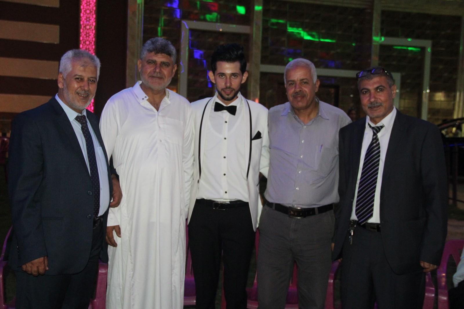 حفل زفاف أ.عاصم مازن عبدالمجيد الفرا